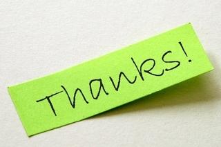 「ありがとう」は幸運を呼ぶ言葉 ~勉強会に参加して~