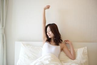 寒い朝でも二度寝をしない秘策